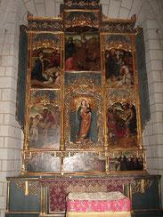 capilla del bautismo - badajoz catedral