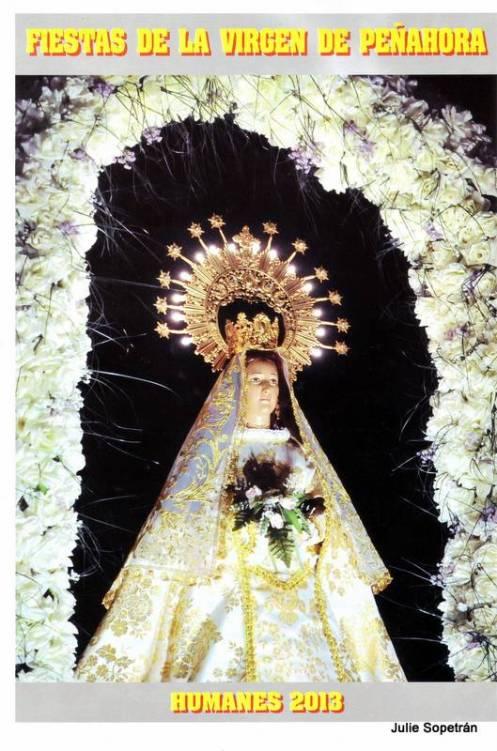 Virgen de Peñahora