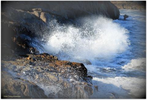 agua y piedra