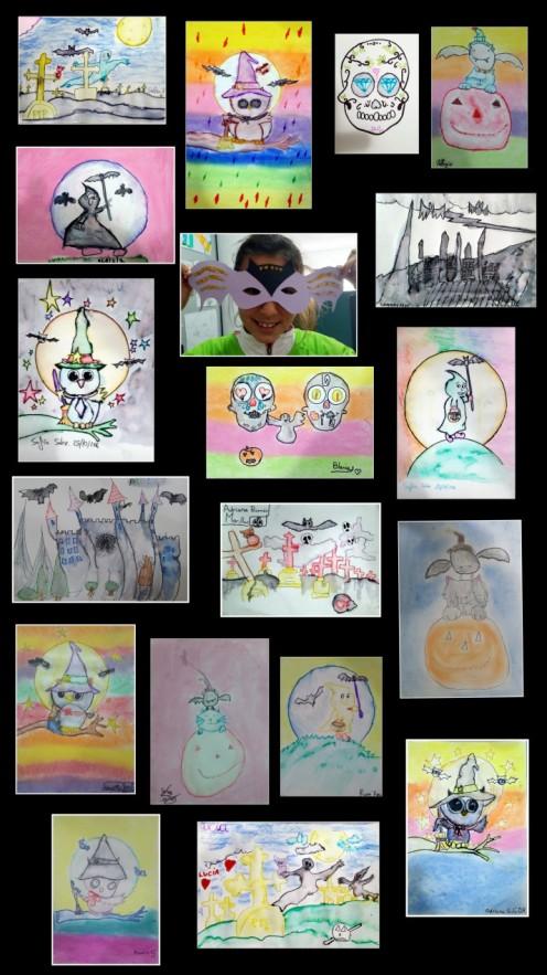 dibujos-originales-y-alegres-de-halloween-arte-infantil-en-el-estudio-de-cris-realizados-por-nic3b1os