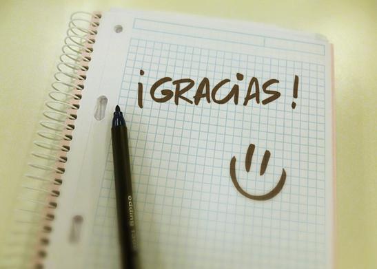 MUCHAS GRACIAS AMIGOS | Eltiempohabitado's Weblog
