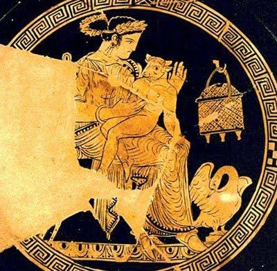 Pasifae- Minotauro