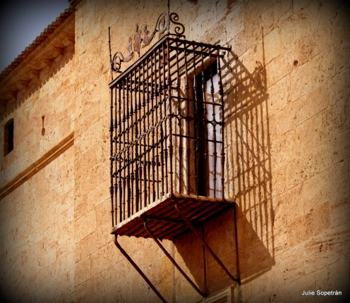 Balcón de la Princesa de Éboli