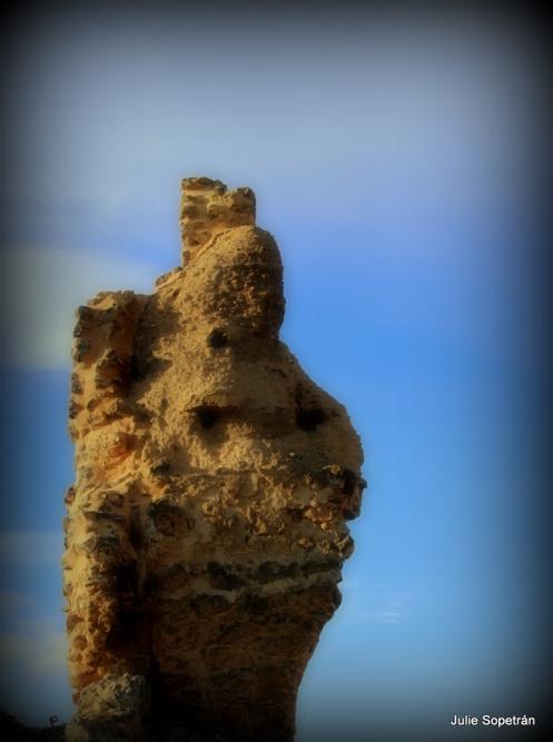Ruinas Castillo Zorita de los Canes