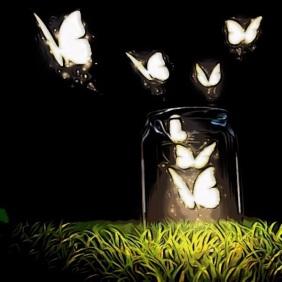 Frasco-de-mariposas